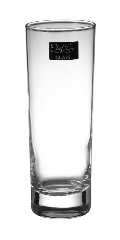 COPO LONGO DE VIDRO DUPLO PARA  DRINK 280 ML