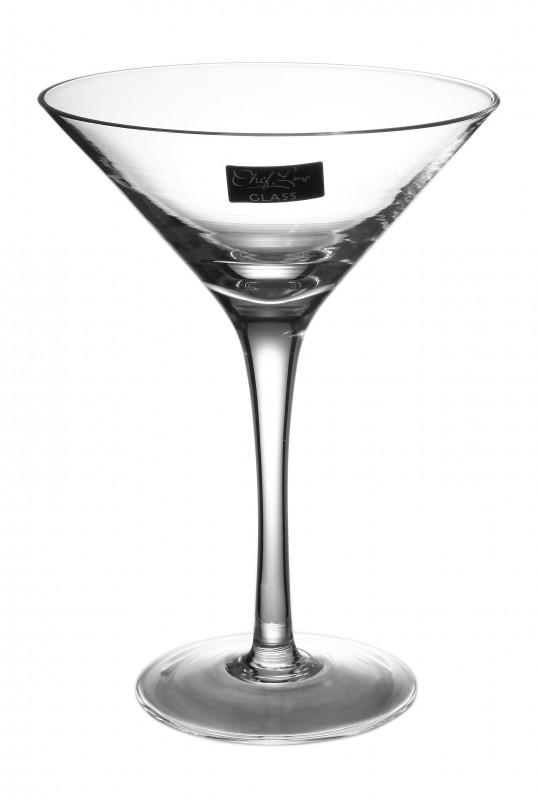 TACA DE VIDRO PARA MARTINI/DRINK'S 250 ML (VIVARA)