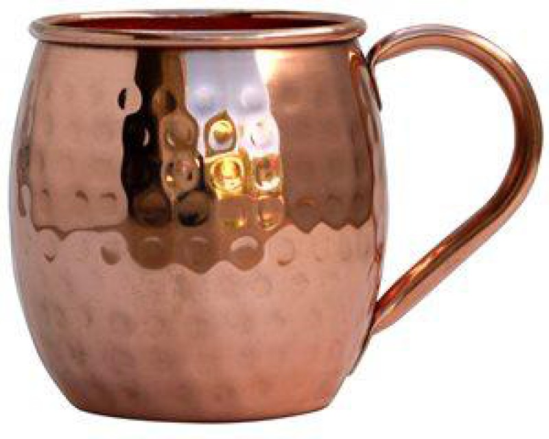 Caneca Moscow Mule 9 CM D. Drink Inox 470 ML