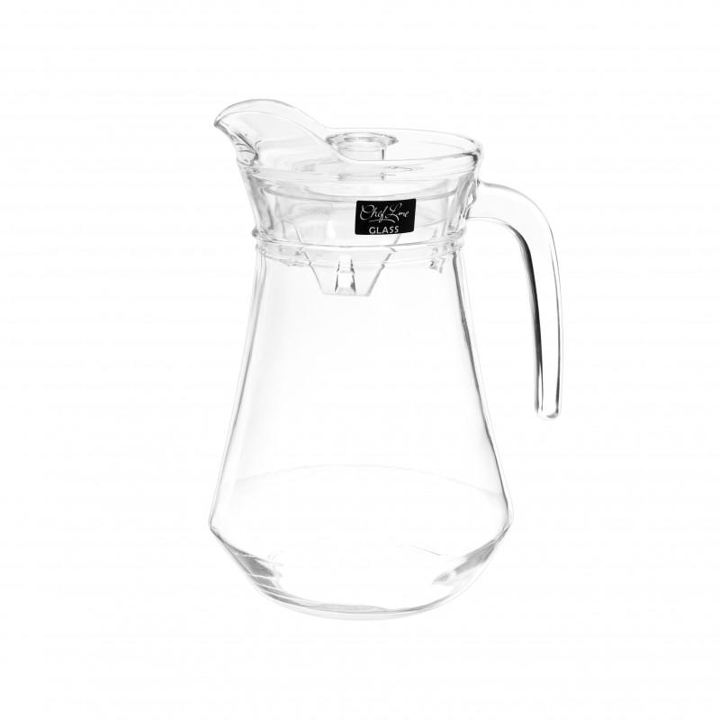 Jarra de Vidro Para Agua/Suco 1. 300 ML